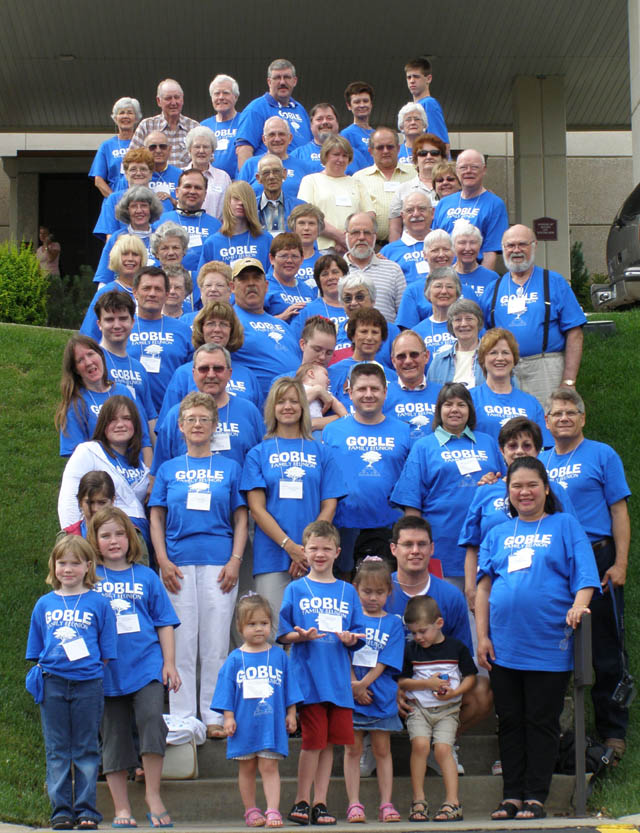 2007 Goble Family Reunion